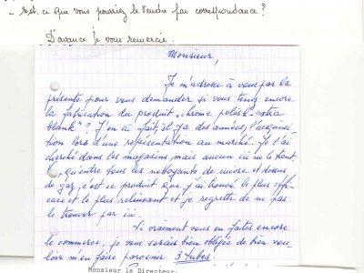 Mme R.D. (59) Mme J.W. (68) Mme C.M. (37)